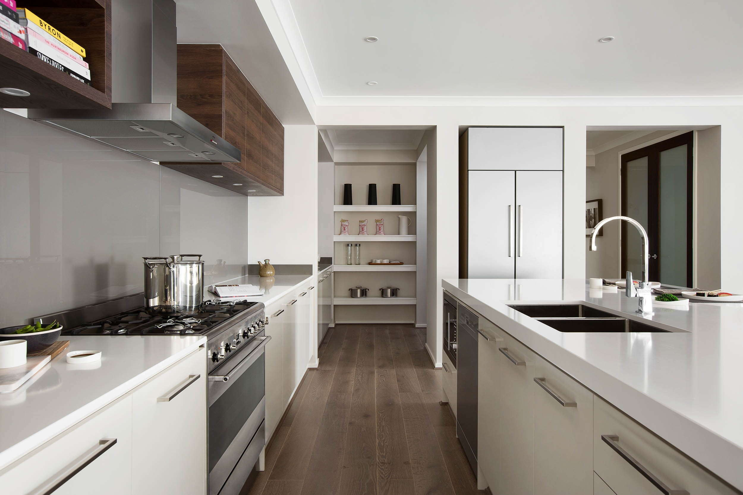 Butler's Pantry design