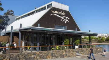 Henley Where We Build - Highlands Waterside Café
