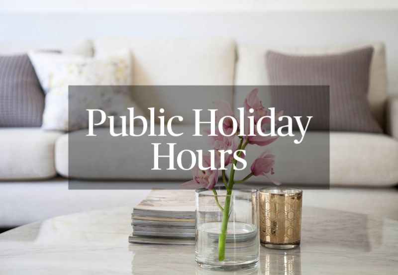 June Public Holiday Trading Hours