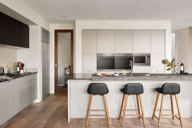 Henley design stools kitchen wall ovens nikpol