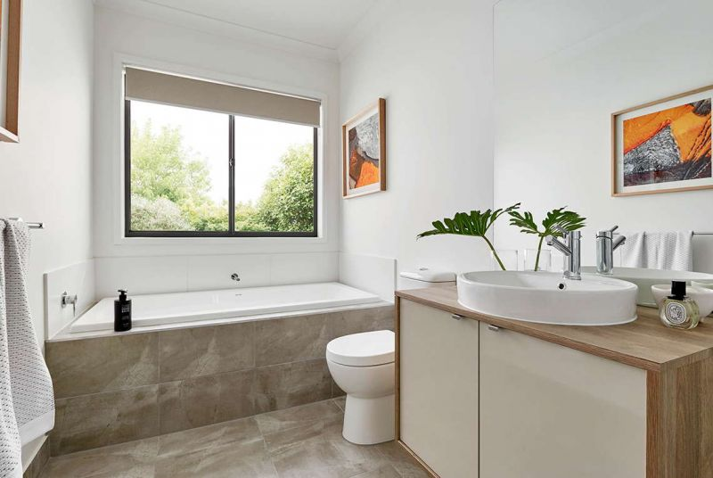 Henley Marlo Series Home Interiors - Bath