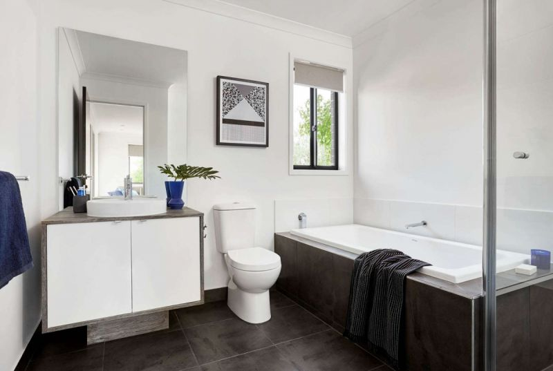 Henley Ashbury Series Home Interiors - Bathroom