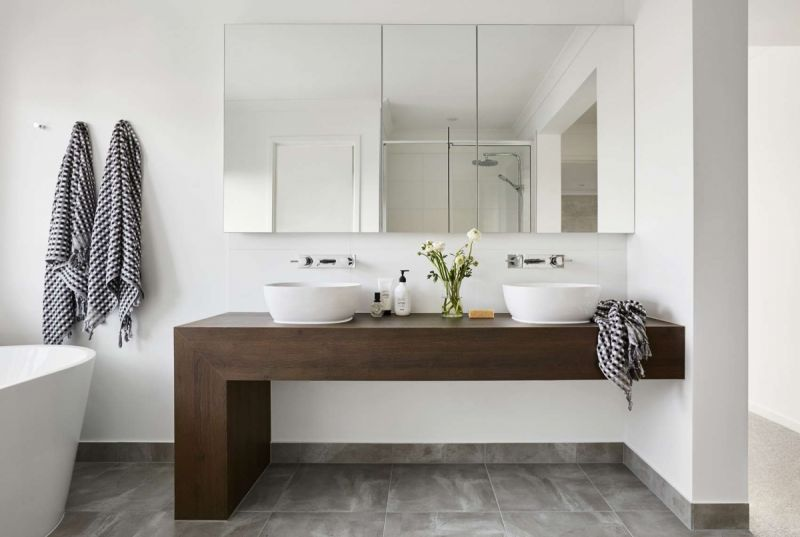 Henley Banksia Series Home Interiors - Bathroom