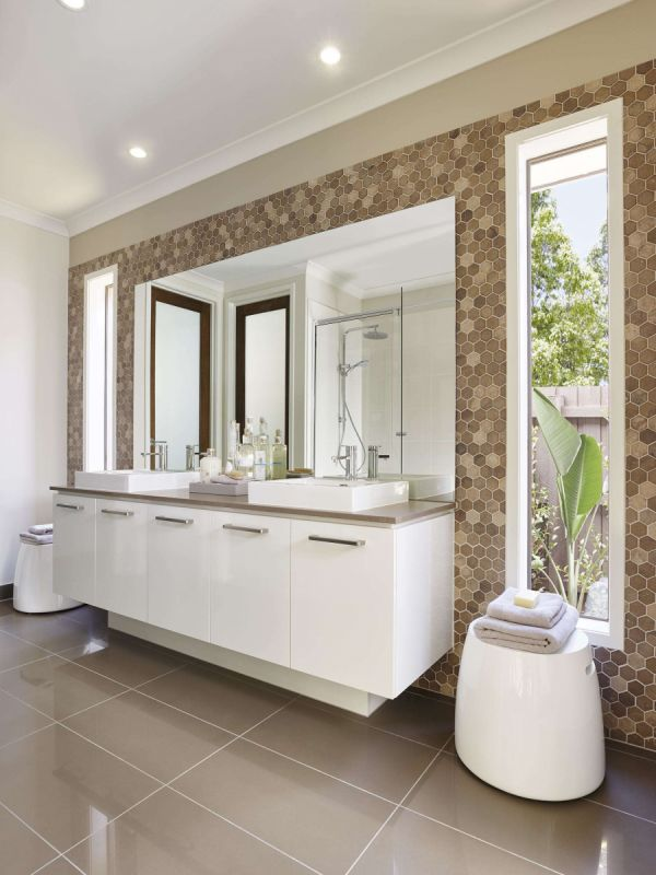 Henley Carmelle Series Home Intteriors - Ensuite