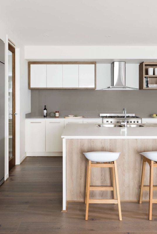 Henley Carmelle Series Home Interiors - Kitchen
