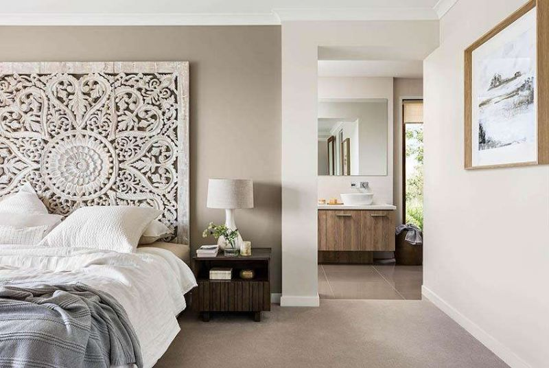 Henley Lexington Series Home Interiors - Bedroom