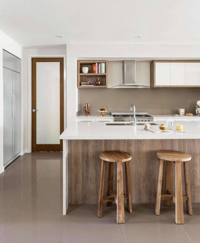 Henley Lexington Series Home Interiors - Kitchen