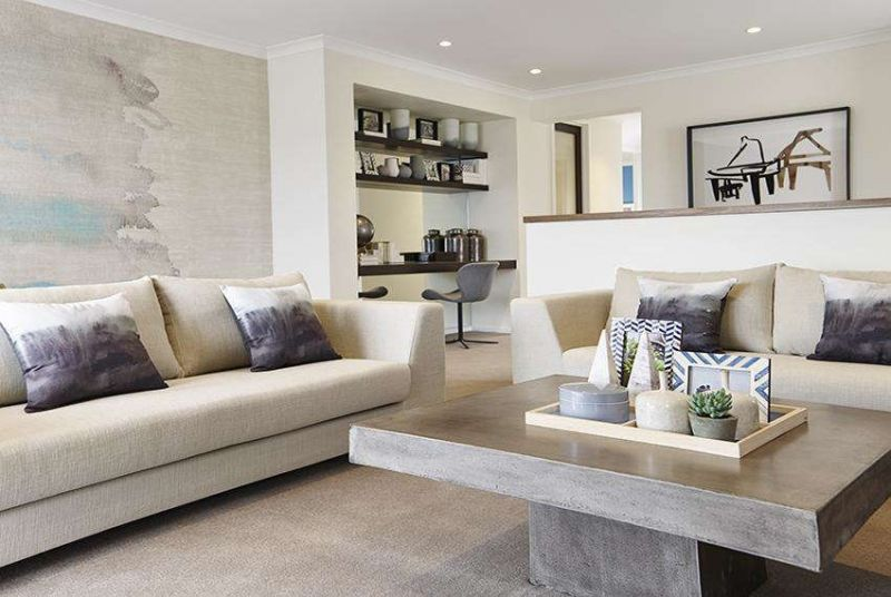 Henley Lonsdale Series Home Interiors - Living Room