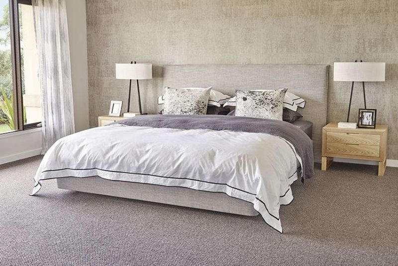Henley Monterey Series Home Interiors - Master Bedroom
