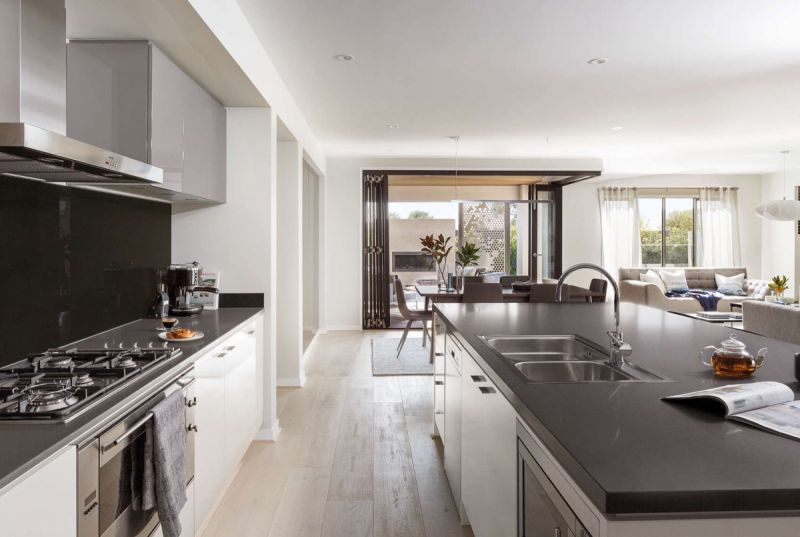 Henley Monterey Series Home Interiors - Kitchen