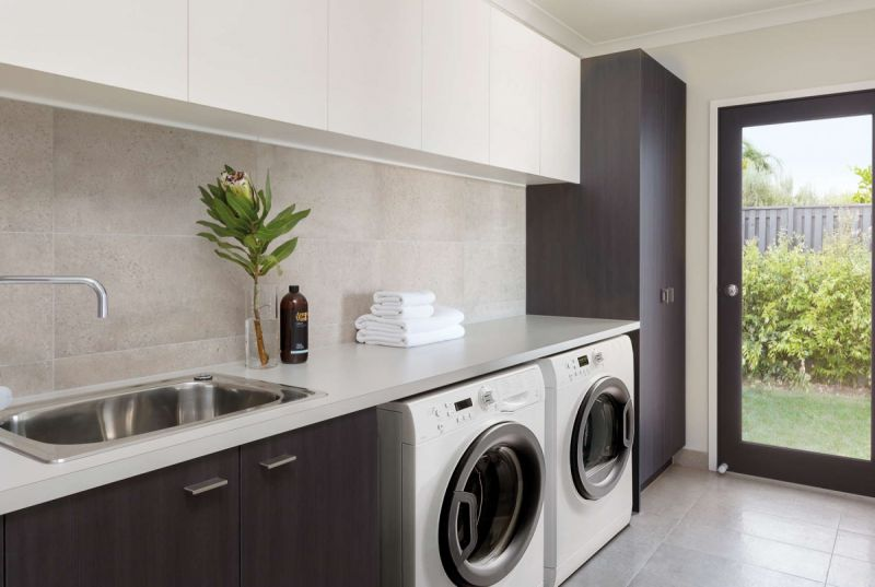Henley Monterey Series Home Interiors - Laundry