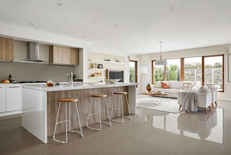 Henley Palace Series Home Interiors - Kitchen