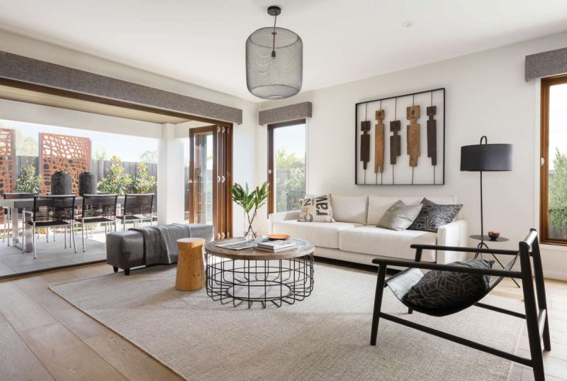 Henley Vienna Series Home Interiors - Living Room