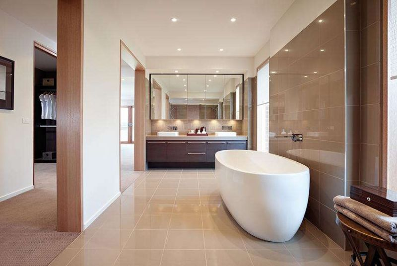 Henley Reserve Collection Cullen Series Home Interiors - Ensuite