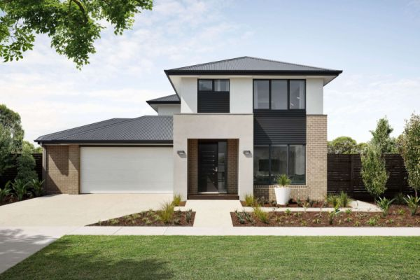 Henley Banksia Series Dakota Façade Home