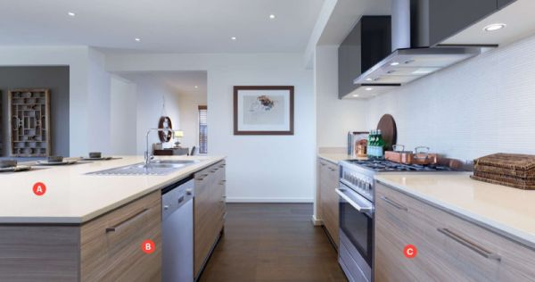 Henley Essence Collection Home Interiors - Kitchen