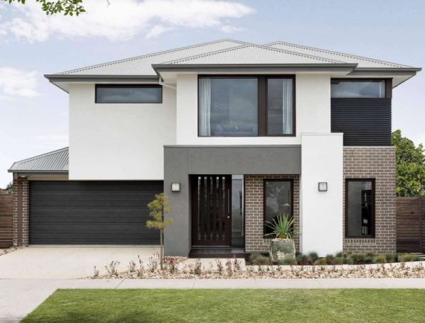 Double Storey - 2 Storey Home Designs | Henley