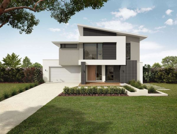 Henley Reserve Collection Aegean Series Pacific Facade Home